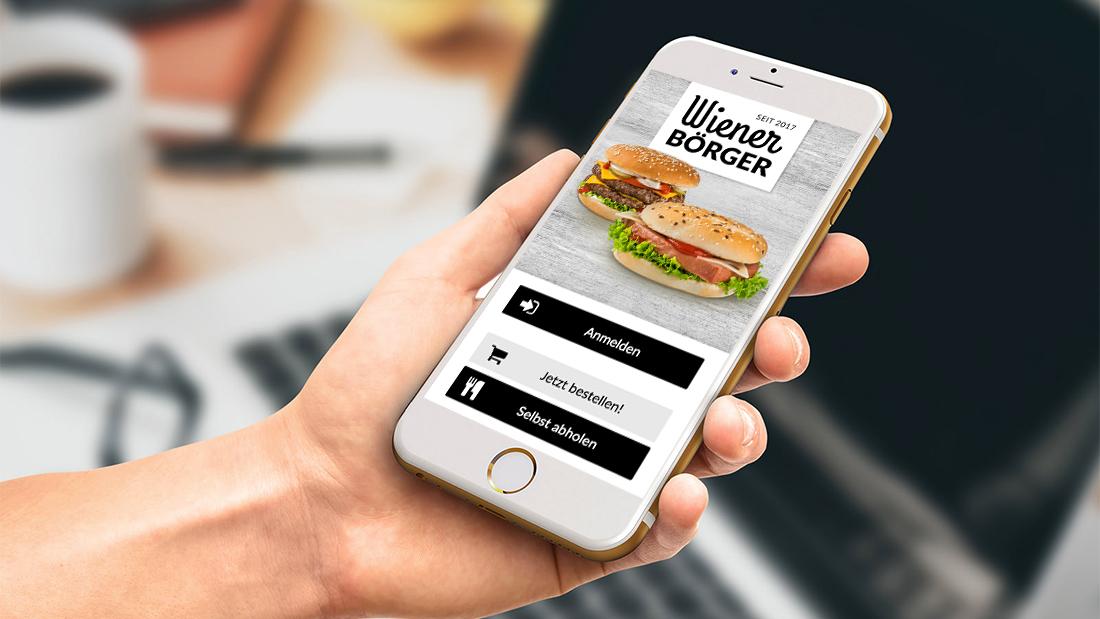 Wiener Börger App
